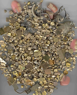 Dental gold scrap buyers, broker & refiners in the USA
