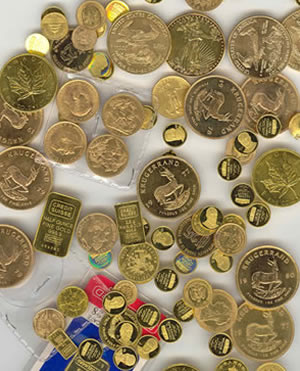 gold coin buyers, broker & refiners in the USA