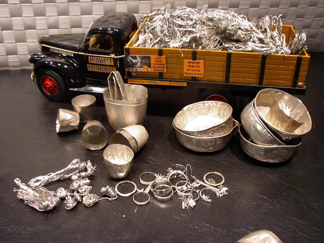 Scrap platinum buyers, broker & refiners in America